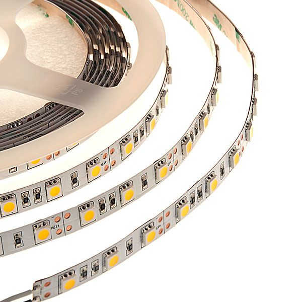 Led traka 5050-30-ww 7.2w/12v 5000x10x2.2mm ip20 brilight